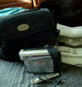 Видеокамера Panasonik NV-GS11GC/GK