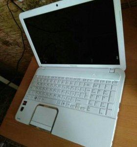 Игровой ноутбук (AMD A10-4600M, 6 GB, DUAL GRAPHIC