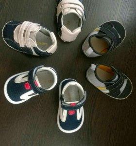 Цена за 3 пары обуви