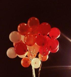 Доставка шариков с гелием