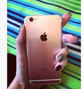 IPhone 6s 32GB розовое золото