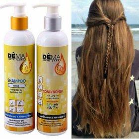 Шампунь и кондиционер для волос