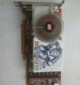 Видеокарта Radeon X 1950