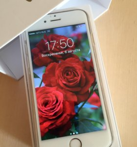 iPhone 6-16 silver
