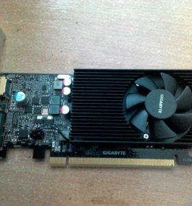 Видеокарта GigaByte GeForce GT 1030