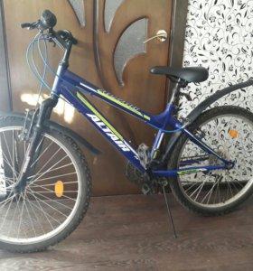 """Велосипед подростковый ALTAIR 24"""" MTB SERIES"""