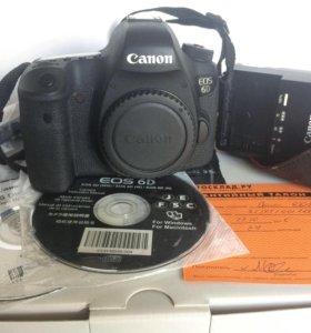 Canon eos WG 6D body black