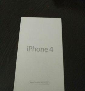 Продам айфон4