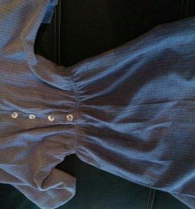 Платья, юбка и блуза