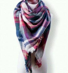 Новый шарф платок