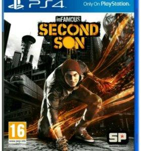 InFamous: Second Son / Второй сын (PS4)