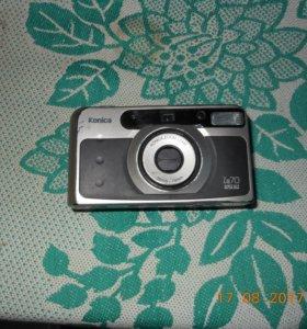 фотоаппарат коника