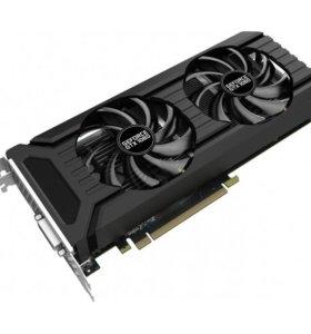 Palit GeForce GTX 1060 1506Mhz PCI-E 3.0 6144Mb 80