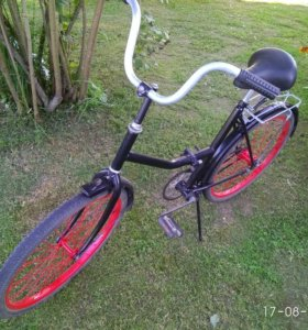 "Велосипед ""АИСТ"" цена 3000р.Торг."