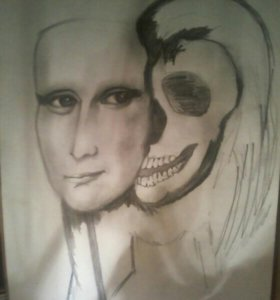 Рисунок-портрет