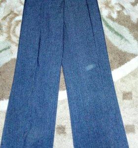 Школьные брюки на девочку