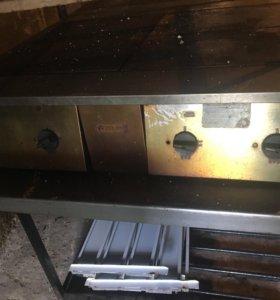 Плита электрическая 4 -х конфорочная