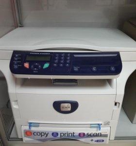 мфу и принтер xerox