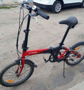 Складной велосипед Btwin Hoptown 3