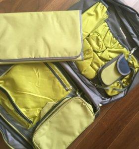 Новая Сумка рюкзак для мам
