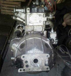 Двигатель после заводского капремонта