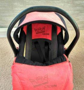 Автолюлька, кресло детское автомобильное