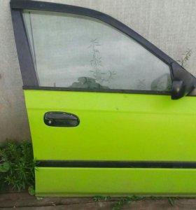 Двери на хонда цивик ферио 96 год