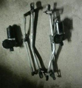 Трапеция дворников Mazda 3 BK Мазда 3 03-09