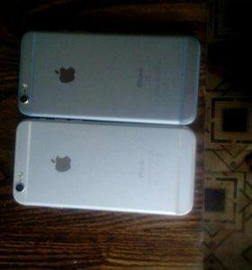 Iphone 6s и 6