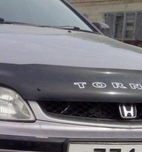 Дифлектор капота хонда торнео