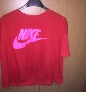 Nike Женская Майка