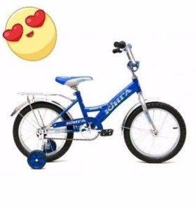 🚴 детский велосипед юнга