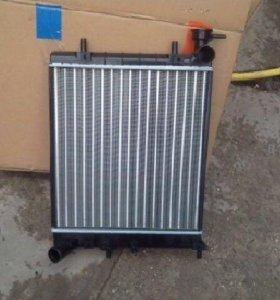 Радиатор на Hyundai акцент