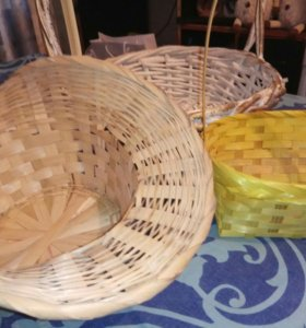 Декоративные корзинки