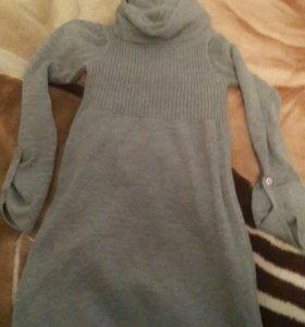 Платье -туника размер 134