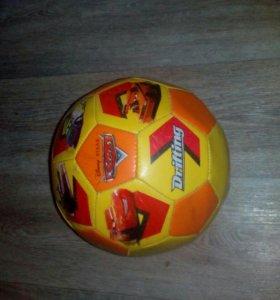 Мячик футбольный