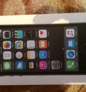 Apple 5s black