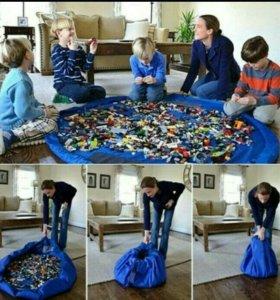 Продам коврик-мешок для игрушек