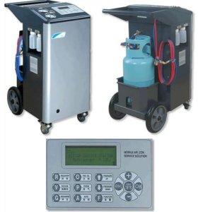 Omas ас-1500 Установка для заправки кондиционеров