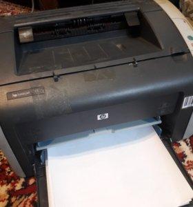 Принтер hp LaserJet 1015