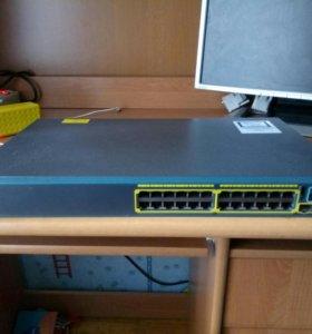 Коммутатор Cisco WS-C2960S-24TS-L Catalyst 2960S