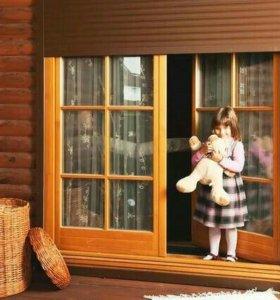 Окна,Двери,Балконы,Ролеты