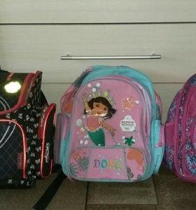 Школьные рюкзачки