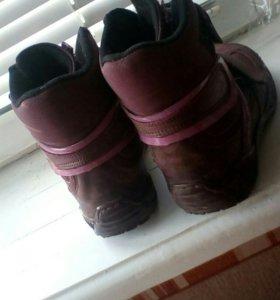 Ботинки минимен р 28