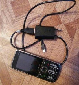 Телефон эксплэй и зарядное устройство к нему