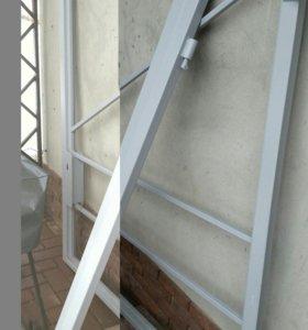 Калитка входная дверь