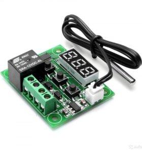 Терморегулятор программируемый W1209