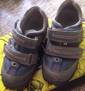 Ботинки Антилопа,размер 27
