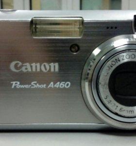 Цыфровая камера CANON powershot A460