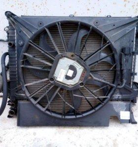 Радиатор кондиционера диффузор Volvo XC90 вольво